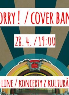 Sorry ! – ONLINE párty -Kulturák NMnM, Tyršova 1001, Nové Město na Moravě