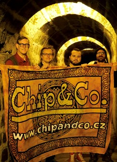 Light in the Tunnel - Chip&Co. Live Stream Concert- Online -YouTube, vido a hudba, Online