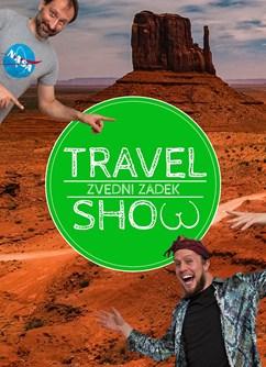 ONLINE: TRAVEL zvedni zadek SHOW - USA a Kanada (Záznam) -Travel SHOW, Privátní Youtube kanál, Online