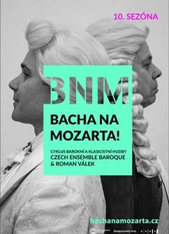 BACH VS. MOZART- Brno -Katedrála Petrov, Petrov 9, Brno