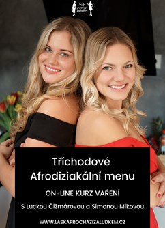 Tříchodové Afrodiziakální menu - on-line kurz vaření- Online -YouTube, vido a hudba, Online