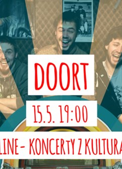Doort - ONLINE párty -Kulturák NMnM, Tyršova 1001, Nové Město na Moravě