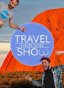 ONLINE: TRAVEL zvedni zadek SHOW - Austrálie (záznam) -Travel SHOW, Privátní Youtube kanál, Online
