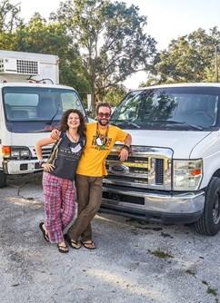 ONLINE: Vanlife v USA (Jakub a Eliška Švajdovi) -Kolem Světa, stream, Online
