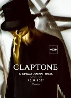 Claptone → Prague [Open Air]- Praha -Křižíkova fontána, Výstaviště 67, Praha