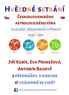 Hvězdné setkání 2021- Praha -Klub U Boudů, Mírová 21/66, Praha