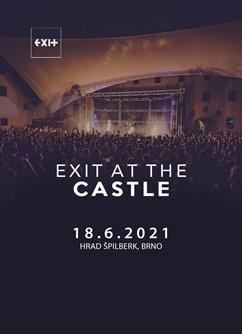 EXIT At The Castle | 18.6.2021- Brno -Hrad Špilberk, Špilberk 210/1, Brno