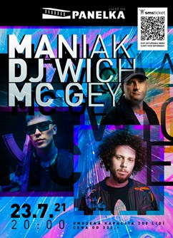 Maniak & DJ Wich & MC Gey- Luleč -Panelka, Luleč 310, Luleč