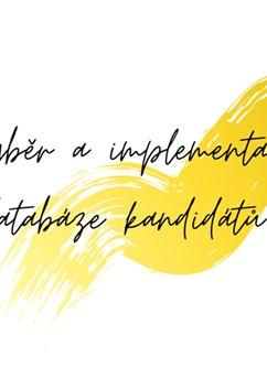 #suHR webinář: Výběr a implementace databáze kandidátů (ATS)- Online -Zoom, konference, Online