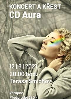 Anna Julie Slováčková a Band- Praha -Terasa Smíchov, Plzeňská 233/8, Praha