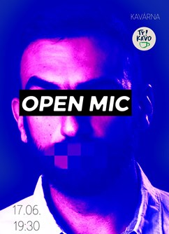 Stand-Up Comedy: Open Mic- Praha -Ty Kávo, Jindřicha Plachty 28, Praha