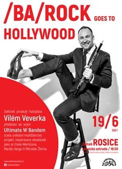 /BA/ROCK Goes to Hollywood- Rosice -Zámek, Žerotínovo náměstí 1, Rosice