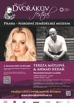 Romantický koncert na střeše- Praha -Národní zemědělské muzem, Kostelní 1300/44, Praha