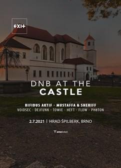 DnB At The Castle [Open Air]- Brno -Hrad Špilberk, Špilberk 210/1, Brno