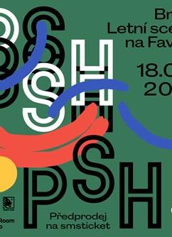 PSH - (Letní Scéna na Favále)- Brno -Favál, Křížkovského 416/22, Brno