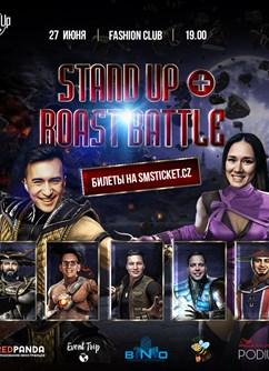 Stand Up + Roast Battle- Praha -Fashion Club & Restaurant Prague, Náměstí Republiky 8, Praha