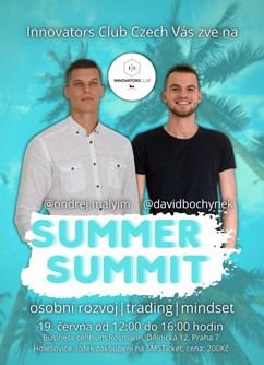 ICC Summer Summit- Praha -Business Centrum Rosmarin, Dělnická 213/12, Praha