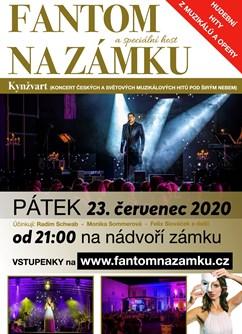 Fantom na zámku (muzikálová noc)- Lázně Kynžvart -Státní zámek Kynžvart, Zámek 347, Lázně Kynžvart
