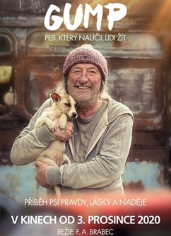 Letní kino: Gump - pes, který naučil lidi žít- Ostrava -AMFI Ostrava-Poruba, M. Kopeckého 675, Ostrava