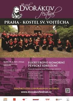Foerstrovo komorní pěvecké sdružení- Praha -Kostel sv. Vojtěcha, Vojtěšská 214, Praha