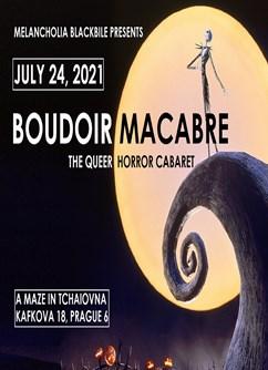 Boudoir Macabre- Praha -A Maze in Tchaiovna, Kafkova 607/18, Praha