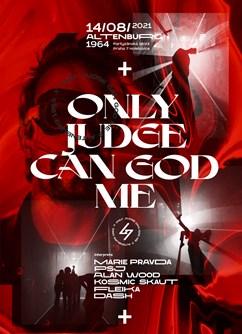 Only Judge can God me 2- Praha -Altenburg 1964, Partyzánská 18/23, Praha