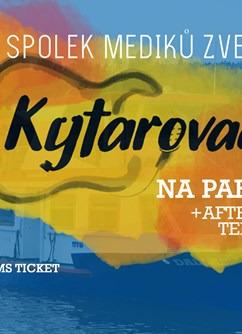 Kytarovačka na parníku - Brno -Brněnská přehrada, Přístavní, Brno