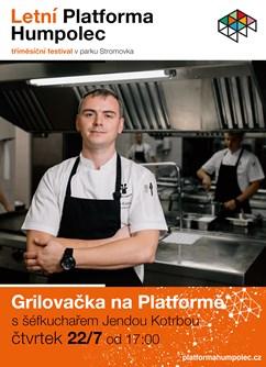 Grilovačka na Platformě- Humpolec -Park Stromovka, Kamarytova, Humpolec