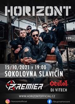 Horizont Slavičín- Slavičín- PREMIER, DJ ViTECH, Horizont -KD Sokolovna, Osvobozeni 224, Slavičín