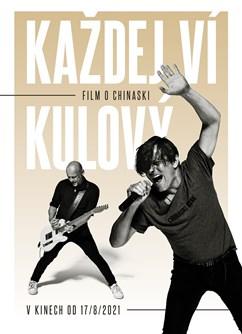 Letní kino: Chinaski - Každej ví kulový- film- Ostrava -AMFI Ostrava-Poruba, M. Kopeckého 675, Ostrava