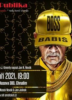 Divadlo RePublika v R Klubu - Boss Babiš- Chrudim -R Klub, Lázeňská, Chrudim