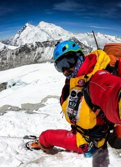 Expedice Makalu 2021 (8 485 m) / Lukáš Jasenský- Zlín -14/15 Baťův Institut, Vavrečkova 7040, Zlín