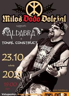 Miloš Dodo Doležal- koncert Brno -Melodka, Kounicova 20/22, Brno