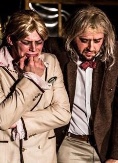 Divadlo Tří: Queensland- Pardubice -Divadlo Exil, Třída Míru 60, Pardubice