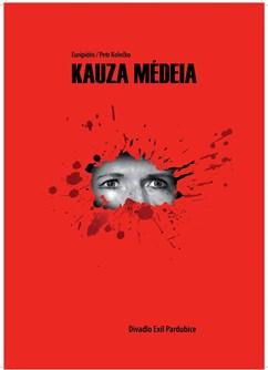 Kauza Médeia- Pardubice -Divadlo Exil, Třída Míru 60, Pardubice
