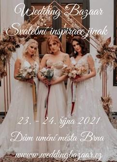 Wedding Bazaar / Svatební inspirace jinak- Brno -Dům Umění Města Brna, Malinovského náměstí 2, Brno