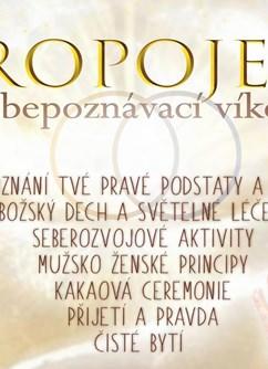 Propojení - sebepoznávací víkend (rezervace)- Lísek -Trimurti, Vojtěchov 11, Lísek