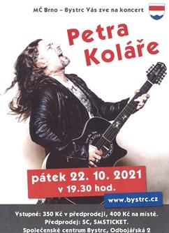 Petr Kolář- Brno -Společenské centrum Bystrc, Odbojářská 2, Brno