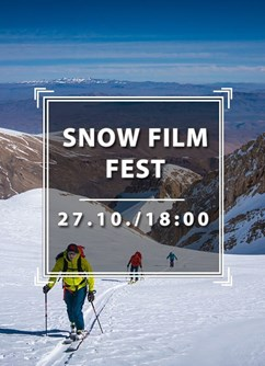 Snow Film Fest- Brno -Klub cestovatelů, Veleslavínova 14, Brno