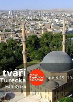 Šest tváří Turecka- Brno -Expediční klubovna, Jezuitská 1, Brno