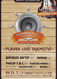 BASSMATICO VOL.2 - LET IT ROLL WARM UP