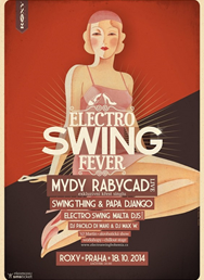 ELECTRO SWING FEVER @ ROXY