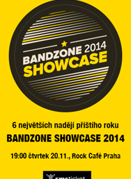 Bandzone Showcase 2014