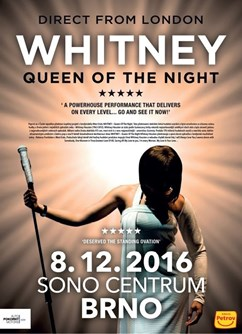 Whitney - Queen Of The Night /UK/