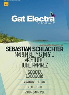 Gat Electra ON BOAT 2016 vol.2
