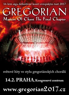 GREGORIAN - Masters Of Chant The Final Chapter