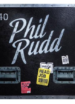 Phil Rudd & his band - legenda z AC/DC