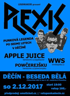 Plexis + Apple Juice + WWS + PoWčerejškU