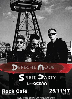 Depeche Mode Spirit Party
