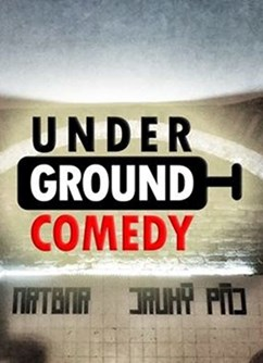 Underground Comedy stand-up show